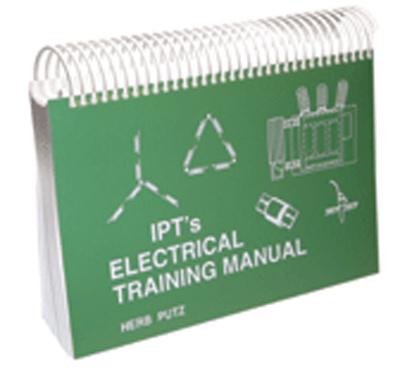 ipt s electrical training manual bcit bookstore online rh bcitbookstore ca Electrical Manuals SV 185 Case ipt's electrical handbook & training manual