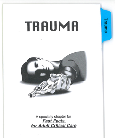 Trauma (Fast Facts Spec Chapter) (SKU 102665711026)